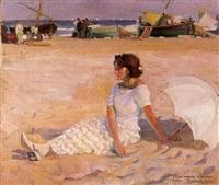 encarna en la playa by rigoberto soler [perez]